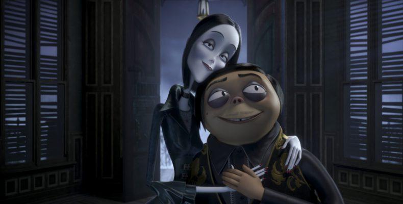 ครอบครัว Addams Family ที่เป็นแอนิเมชั่นใหม่ที่สร้างความเจ็บปวด