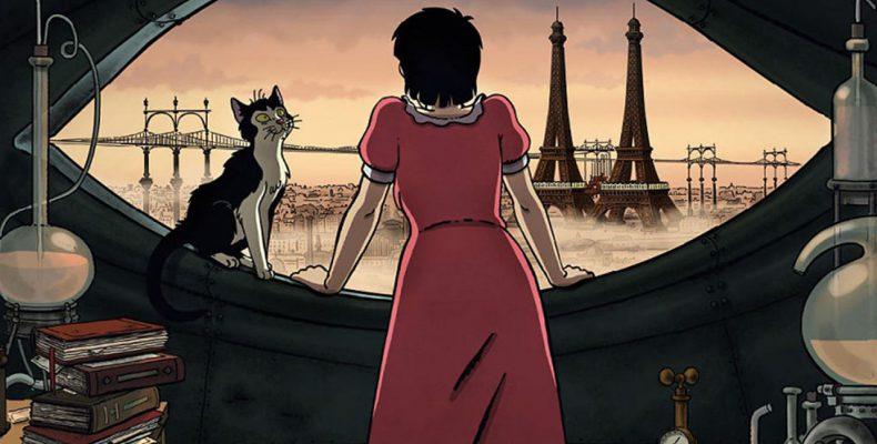 April and the Extraordinary World พบหัวใจในปารีสแบบย้อนยุค