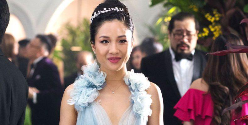 รีวิวหนังเรื่องCrazy Rich Asians
